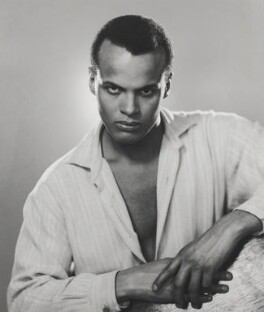 Harry Belafonte, by Dorothy Wilding - NPG x35419