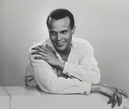 Harry Belafonte, by Dorothy Wilding - NPG x35420