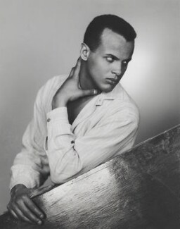 Harry Belafonte, by Dorothy Wilding - NPG x35421