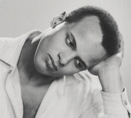 Harry Belafonte, by Dorothy Wilding - NPG x35422
