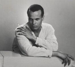 Harry Belafonte, by Dorothy Wilding - NPG x35423