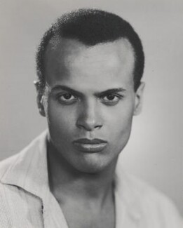 Harry Belafonte, by Dorothy Wilding - NPG x35424