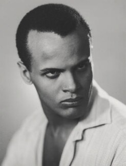 Harry Belafonte, by Dorothy Wilding - NPG x35425