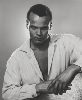 Harry Belafonte, by Dorothy Wilding - NPG x35426