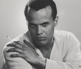 Harry Belafonte, by Dorothy Wilding - NPG x35427