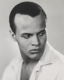 Harry Belafonte, by Dorothy Wilding - NPG x35428