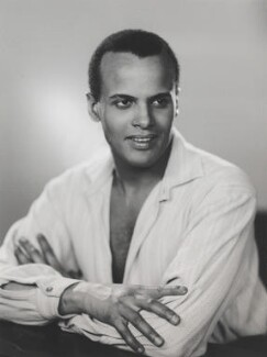 Harry Belafonte, by Dorothy Wilding - NPG x35429