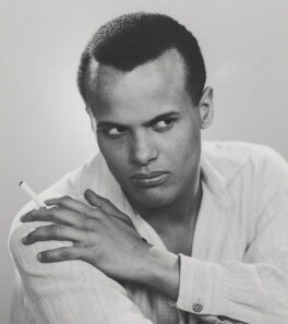 Harry Belafonte, by Dorothy Wilding - NPG x35430