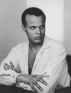 Harry Belafonte, by Dorothy Wilding - NPG x35431