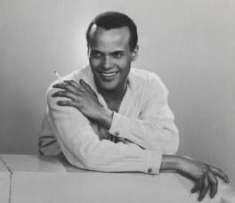 Harry Belafonte, by Dorothy Wilding - NPG x35432