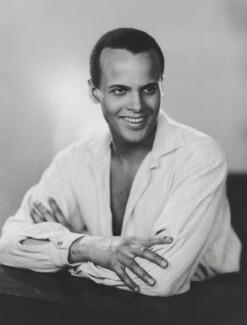 Harry Belafonte, by Dorothy Wilding - NPG x35433