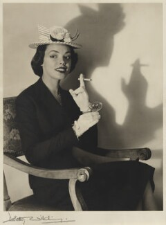 Andrée Melly, by Dorothy Wilding - NPG x35498