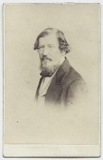 William Edmondstoune Aytoun, by Thomas Rodger - NPG x355