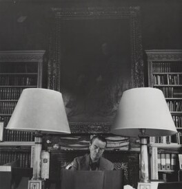 Ian Douglas Campbell, 11th Duke of Argyll, by (Edward) Russell Westwood, 1953 - NPG x35592 - © estate of Russell Westwood / National Portrait Gallery, London