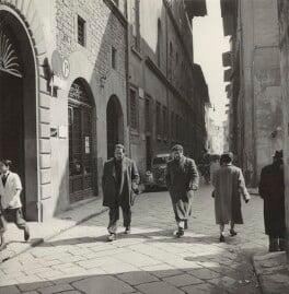Pietro Annigoni, by (Edward) Russell Westwood - NPG x35595