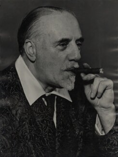 Sir Thomas Beecham, 2nd Bt, by Stephen Glass - NPG x35635