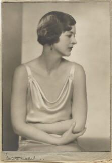 Lady Moira Estelle Norah Frances Combe (née Scott), by Dorothy Wilding - NPG x35654