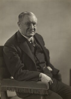 Sir (William) Emsley Carr, by Unknown photographer - NPG x35915
