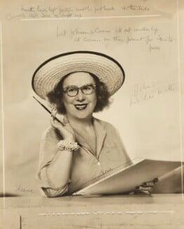 Dorothy Wilding, by Dorothy Wilding - NPG x36016