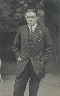 Sir Ernest Henry Shackleton, by Charles Robert Watson, 1910s - NPG x36025 - © National Portrait Gallery, London