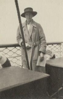 Emily Mary (née Dorman), Lady Shackleton, by Unknown photographer - NPG x36032