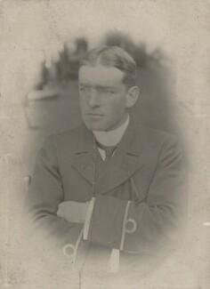 Sir Ernest Henry Shackleton, by Unknown photographer - NPG x36033
