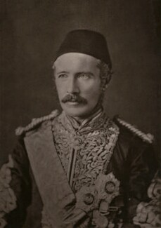 Charles George Gordon, by London Stereoscopic & Photographic Company - NPG x36106