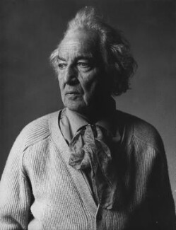 Robert Graves, by Peter Stark - NPG x36140