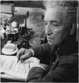 Robert Graves, by Tom Blau - NPG x36142