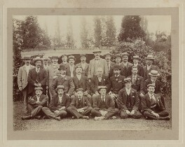 'Directors and Staff of Henry Graves & Co Ltd', by Unknown photographer - NPG x36150