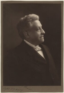 William Hesketh Lever, 1st Viscount Leverhulme, by Unknown photographer - NPG x36221