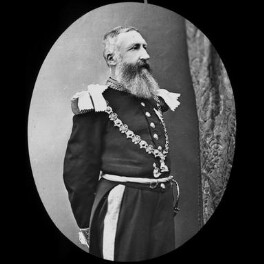 Leopold II, King of the Belgians, by York & Son, after  Unknown photographer - NPG x3624