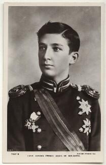 Boris III, Tsar of Bulgaria, published by Rotary Photographic Co Ltd - NPG x36259