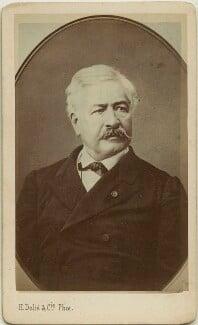 Ferdinand Marie, Vicomte de Lesseps, by H. Delie & Cie - NPG x36277