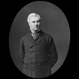 Edward Gibson, 1st Baron Ashbourne, by York & Son, after  Unknown photographer, 1890s - NPG x3628 - © National Portrait Gallery, London