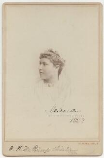 Princess Helena Augusta Victoria of Schleswig-Holstein, by Theodor Prümm - NPG x36357