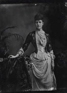 Queen Alexandra, by Lafayette - NPG x36424