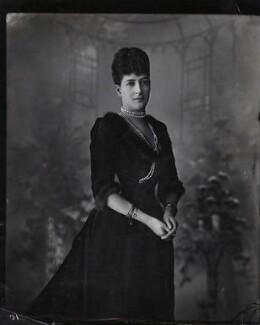 Queen Alexandra, by Lafayette - NPG x36426