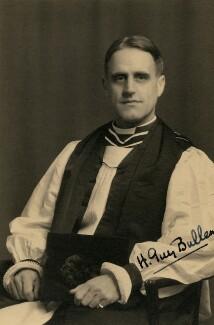 Herbert Guy Bullen, by Unknown photographer - NPG x36454