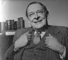 T.S. Eliot, by Ida Kar - NPG x88525