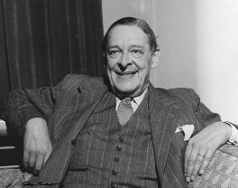 T.S. Eliot, by Ida Kar - NPG x88528