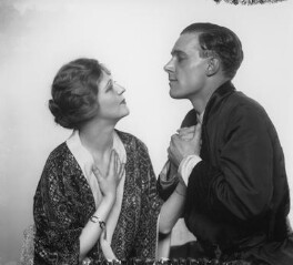 Lawrence Anderson as Albert; Margaret Bannerman as Princess Zetia in 'The Grand Duchess', by Dorothy Wilding - NPG x36705