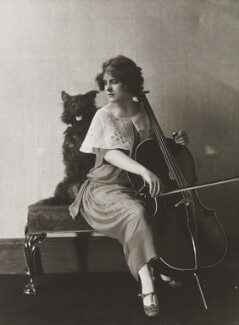 Beatrice Bohun Harrison, by Dorothy Wilding - NPG x36709