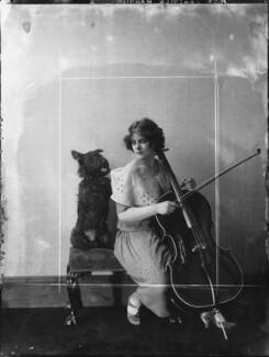 Beatrice Bohun Harrison, by Dorothy Wilding - NPG x36710