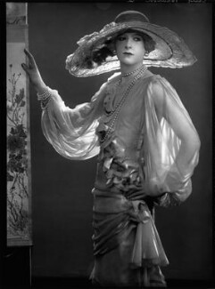 Cecil Beaton in 'All the Vogue', by Dorothy Wilding - NPG x36718