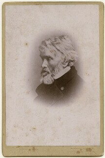 Thomas Carlyle, by John Patrick - NPG x3697