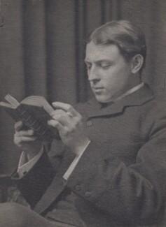 George Edward Barton, by Frederick Henry Evans - NPG x3698