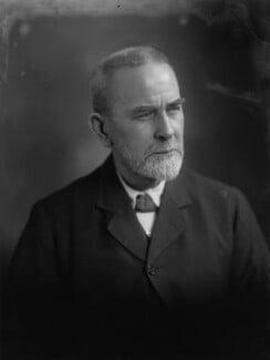 Sir James George Frazer, by Lafayette - NPG x37001