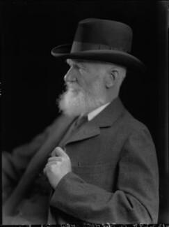 George Bernard Shaw, by Lafayette - NPG x37027