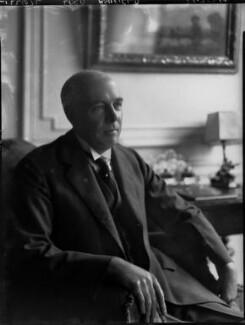 Albert Henry Stanley, Baron Ashfield, by Lafayette (Lafayette Ltd), 21 July 1926 - NPG x37033 - © National Portrait Gallery, London